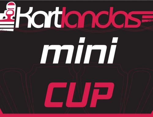"""Startuoja vaikų kartingo turnyras """"Kartlandas Mini CUP"""""""