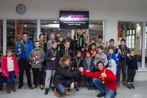 Kartlandas Mini Cup 1 etapas