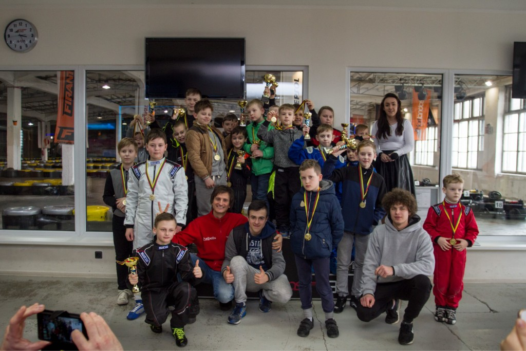 Kartlandas Mini CUP'17