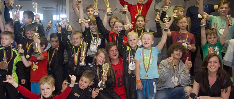 Kartlandas Mini CUP Vilnius