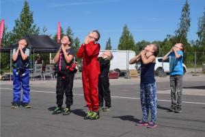 Vaikų dienos stovykla